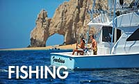 Fishing charters in Cabo
