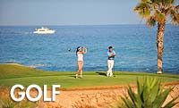 Golf Courses in Cabo